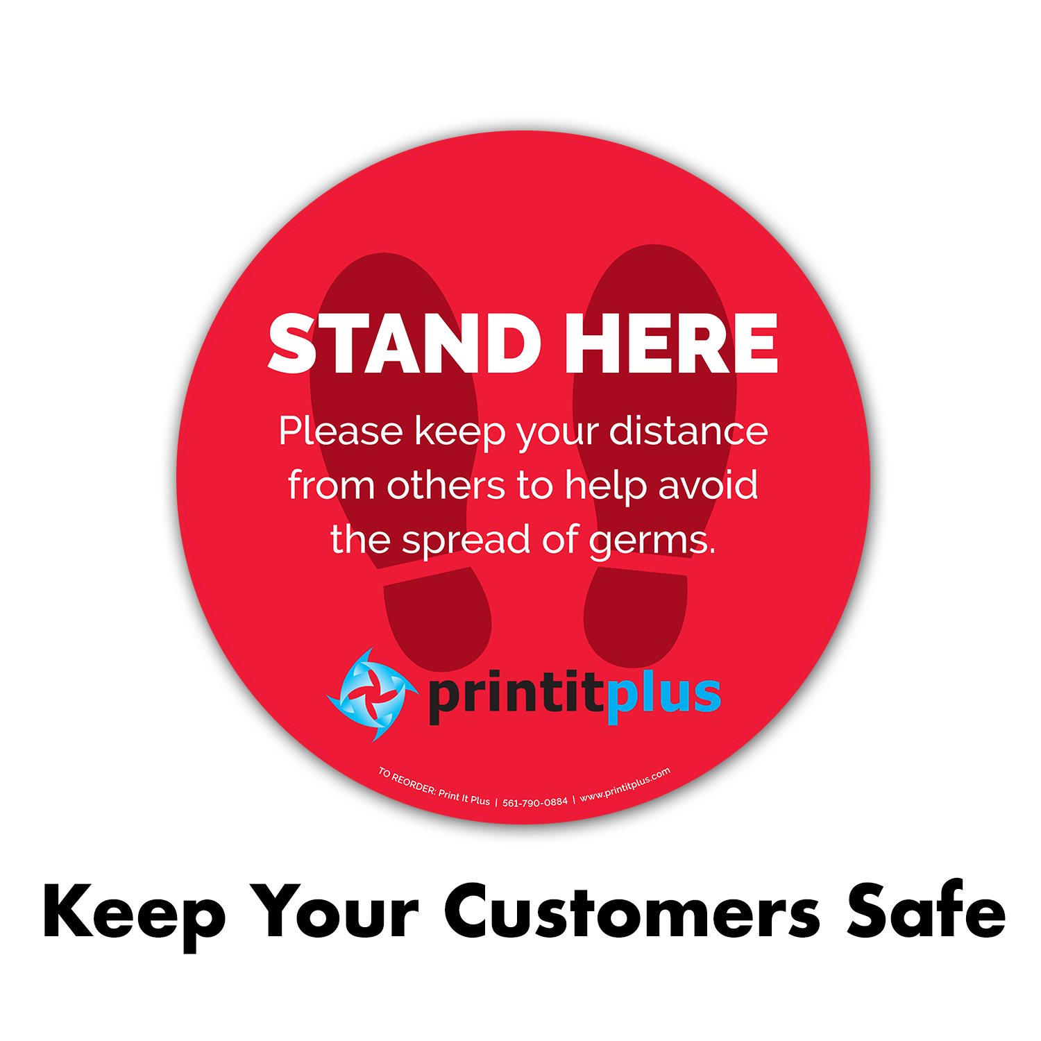Keep Your Customers Safe