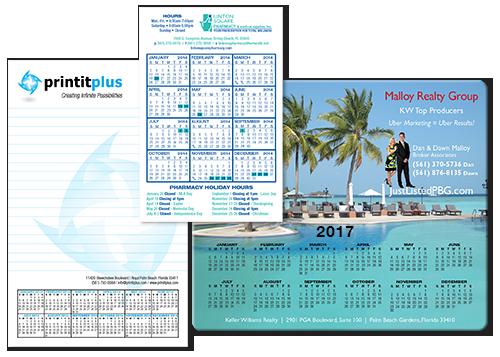 Calendars color printing offset printing west palm beach calendars malvernweather Choice Image