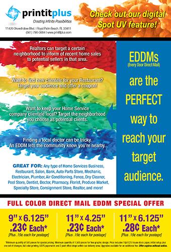 EDDM Specials